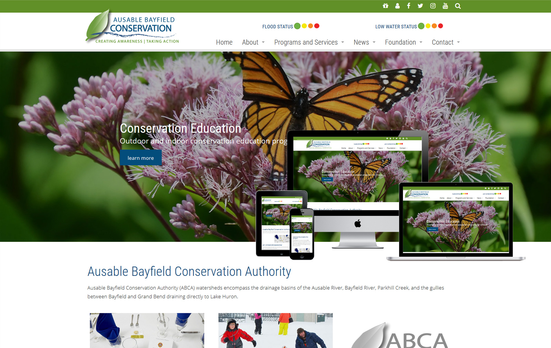 Ausable Bayfield Conservation Authority